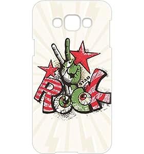 a AND b Designer Printed Mobile Back Cover / Back Case For Samsung Galaxy E7 (SG_E7_3D_837)