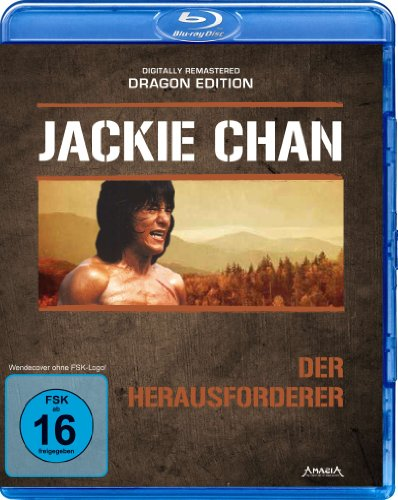 Jackie Chan - Der Herausforderer - Dragon Edition [Blu-ray]