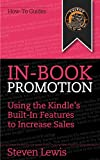 img - for In-Book Promotion: Using the Kindle's Built-In Features to Increase Sales book / textbook / text book