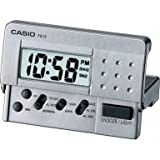 Casio PQ-10D-8REF LED Digital Travel Clock