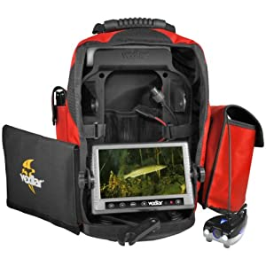 Vexilar FSDV01DT Fish Scout Double Vision with DTD by Vexilar