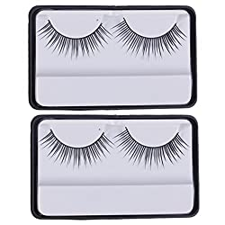 Majik Charming Eyelashes (Pack Of 2 Pairs)