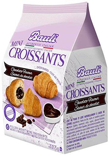 Bauli Mini Croissant Cacao (Chocolate), 75gm