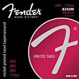 FENDER Bass Strings Super 8250M エレキベース弦
