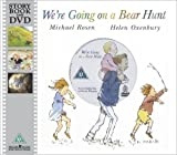 Michael Rosen We're Going on a Bear Hunt (Book & DVD)
