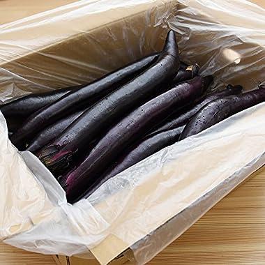 九州産 (熊本) 長なす 1ケース 18本 長茄子 新鮮 産地直送
