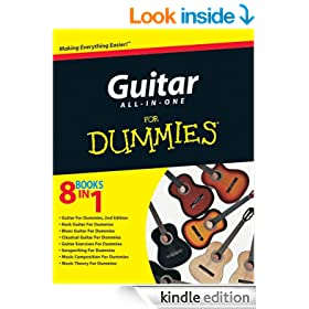 Guitar All-in-One For Dummies�