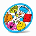Mr Men Party Plates Pack of 8