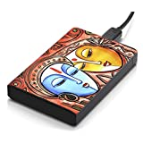 MeSleep Abstract Religious Hard Drive Skin