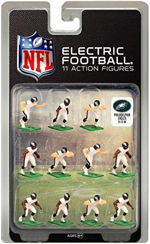 Philadelphia EaglesWhite Uniform NFL Action Figure Set