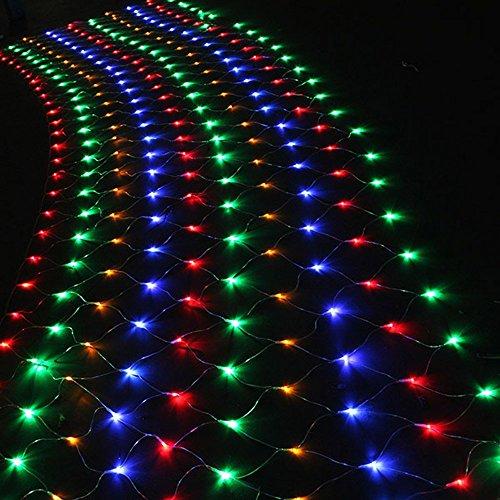 Agptek-300-LED-Connectable-Net-Mesh-Fairy-RGB-Multi-color-String-Light-Christmas-Lights-Lighting-Party-Wedding-Festival-Decroation-Tree-wrap