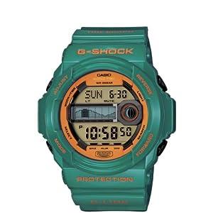 Casio G Shock G-Shock GLX-150B-3ER Uhr Watch Montre Orologio: Watches