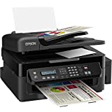 Epson L555 Ecotank All-In-One Multifunktionsgerät (Kopierer, Scanner, Drucker, WiFi, USB 2.0)