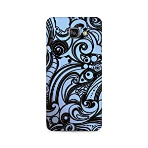 Mobicture Designer Abstract Premium Printed Case For Samsung A510 2016 Version