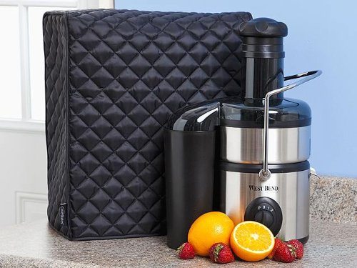 CoverMates Juicer Cover : 15W x 11D x 18H Quilted Polyester