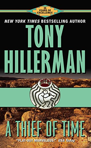 an analysis of a thief of time a mystery novel by tony hillerman A thief of time by hillerman, tony and a great selection of similar used, new and collectible books available now at abebookscom.