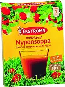 Ekstroms Nyponsoppa Rose Hip Fruit Soup Mix, 13 Count