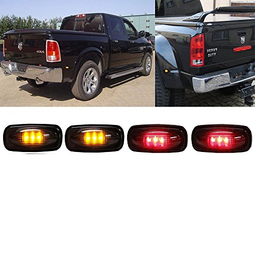 eaglerich-affumicato-lens-6-ambra-e-6-side-fender-segnali-luminosi-led-rosso-per-03-09-dodge-ram-luc