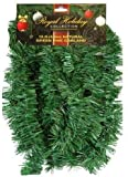 Natural Green Pine Christmas Garland 15Ft. (36 Pieces)