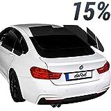 Tönungsfolie passgenau für BMW 1er E87 5-Türer 2004-2011 - 15%