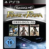 "Prince of Persia Trilogy 3D [Classics HD]von ""Ubisoft"""