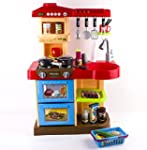 deAO� Children Play Kitchen Set Toy w...