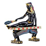 Classic Nude Erotic Seduction Cleopatra Egyptian Queen Statue
