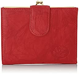 Buxton Heiress Double Cardex� (Red)