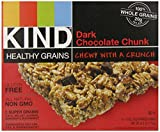 KIND Healthy Grains Granola Bars, Double Chocolate Chunk, 5 Count (Pack of 3)