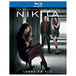 Nikita: The Complete Third Season [Blu-ray]