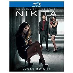 Nikita: The Complete Third Season [Blu-ray]
