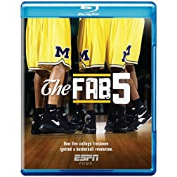 ESPN Films: The Fab Five [Blu-ray]