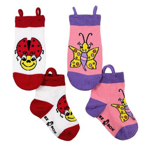 Ladybug Baby Shoes front-648353