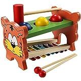 Arshiner Baby Kinder Spielzeug Xylophon und Hammerspiel
