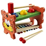 Arshiner Xylophone 8-Notes musical en...