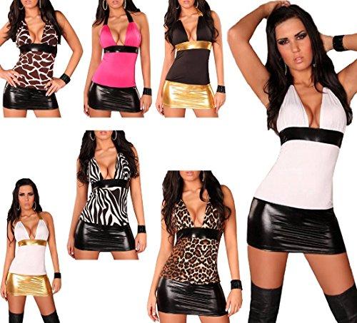 Clubwear-Minikleid * Gr. 34-38 * Gogodress Minidress