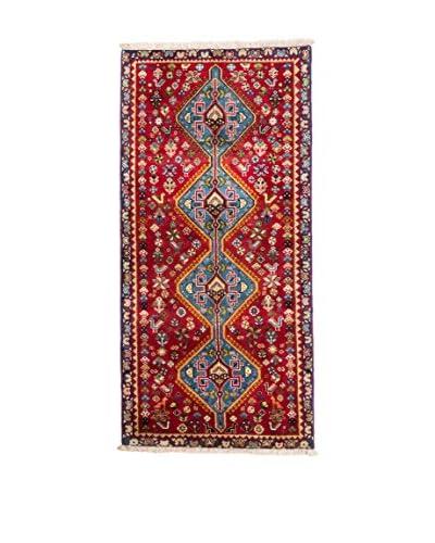 RugSense Alfombra Persian Kaskai Rojo/Multicolor
