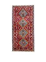 Navaei & Co. Alfombra Persian Kaskai Rojo/Multicolor 161 x 72 cm