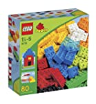 LEGO Duplo 6176 - Primi mattoncini co...