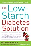 51x%2BTU3r4UL. SL160  The Low Starch Diabetes Solution: Six Steps to Optimal Control of Your Adult Onset (Type 2) Diabetes