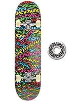Osprey Stickers Double Kick Pro Skateboard Multicolore