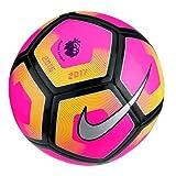 NIKE(ナイキ) サッカーボール ピッチ BPL プレミアリーグ フットボール 5号 ピンク/ボルト sc2994-5-615