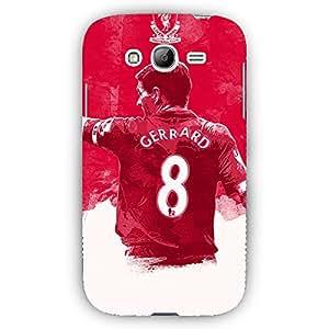 EYP Liverpool Gerrard Back Cover Case for Samsung S3
