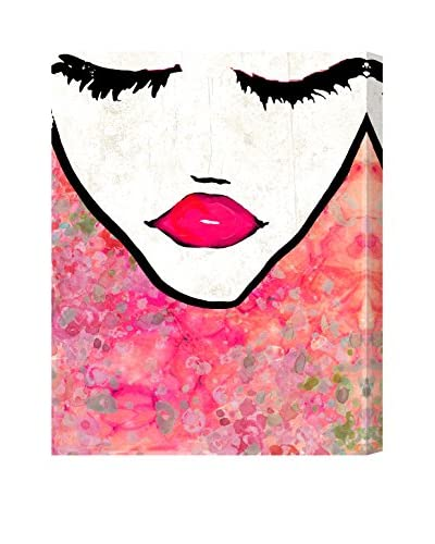 "Oliver Gal ""Flower Coveted"" Canvas Art"
