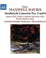 Strathclyde Concertos No 5 & 6