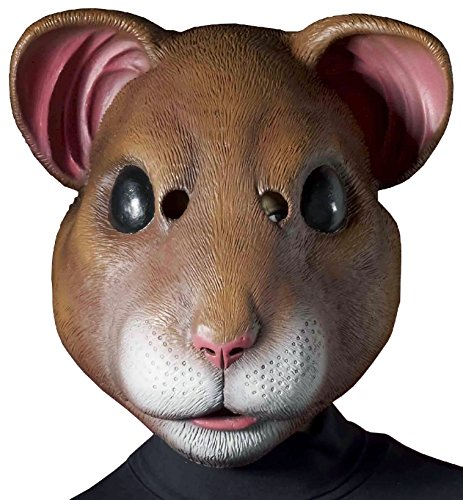 Forum Novelties Men's Latex Hamster Mask