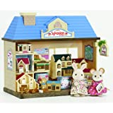 Sylvanian Families The Sylvanian Toy Shop (Figures Not Included)by Flair