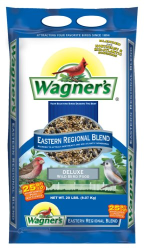 Wagner's 62004 Eastern Regional Blend, 20-Pound Bag (Wild Bird Food compare prices)