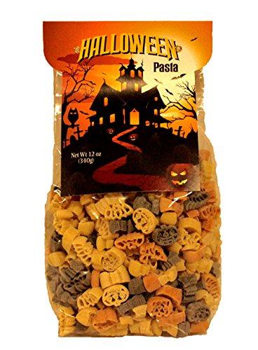 Plentiful Pantry Halloween Novelty Shape Pasta, 12 Ounce (Halloween Pasta compare prices)