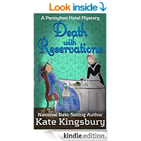 Death With Reservations (Pennyfoot Hotel Mysteries Book 10)